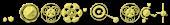 Font CropBats Fantasy Logo Preview