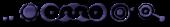 Font CropBats Felt Logo Preview