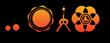Font CropBats Fun Logo Preview