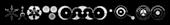 Font CropBats Gunmetal Logo Preview