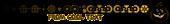Font CropBats Halloween Symbol Logo Preview