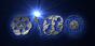 Font CropBats Nova Logo Preview