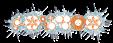 Font CropBats Snowman Logo Preview
