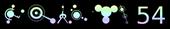 Font CropBats Studio 54 Logo Preview