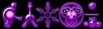 Font CropBats Sugar Logo Preview
