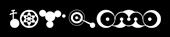 Font CropBats White Logo Preview