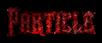 Font Crown Title Particle Logo Preview