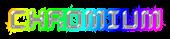 Font Dalila Chromium Logo Preview