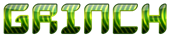 Font Dalila Grinch Logo Preview