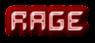 Font Dalila Rage Logo Preview