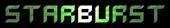 Font Dalila Starburst Logo Preview