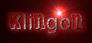 Font Dancing Donuts Klingon Logo Preview