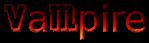 Font Dancing Donuts Vampire Logo Preview