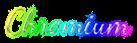 Font Dancing Script OT Chromium Logo Preview