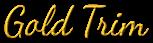 Font Dancing Script OT Gold Trim Logo Preview