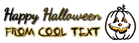 Font Dancing Script OT Halloween Symbol Logo Preview