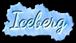 Font Dancing Script OT Iceberg Logo Preview