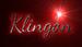 Font Dancing Script OT Klingon Logo Preview