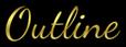 Font Dancing Script OT Outline Logo Preview