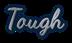 Font Dancing Script OT Tough Logo Preview
