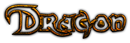 Font Dark Crystal Outline Dragon Logo Preview