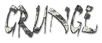 Font Dark Horse Grunge Logo Preview