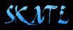 Font Dark Horse Skate Logo Preview