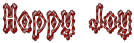 Font Darkside Happy Joy Logo Preview