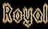 Font Darkside Royal Logo Preview