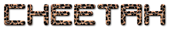 Font De Stijl Cheetah Logo Preview