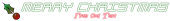 Font De Stijl Christmas Symbol Logo Preview