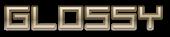 Font De Stijl Glossy Logo Preview