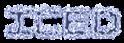 Font De Stijl Iced Logo Preview