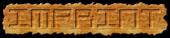 Font De Stijl Imprint Logo Preview
