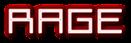 Font De Stijl Rage Logo Preview