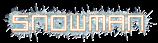 Font De Stijl Snowman Logo Preview