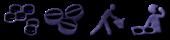 Font Deejay Supreme Felt Logo Preview