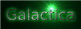 Font DejaVu Sans Galactica Logo Preview