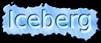 Font DejaVu Sans Iceberg Logo Preview