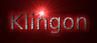 Font DejaVu Sans Klingon Logo Preview