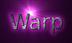 Font DejaVu Sans Warp Logo Preview