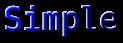 Simple Logo Style