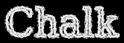 Font DejaVu Serif Chalk Logo Preview
