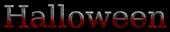 Font DejaVu Serif Halloween Logo Preview