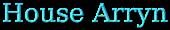 Font DejaVu Serif House Arryn Logo Preview