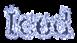 Font DejaVu Serif Iced Logo Preview