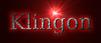 Font DejaVu Serif Klingon Logo Preview