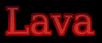Font DejaVu Serif Lava Logo Preview