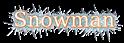 Font DejaVu Serif Snowman Logo Preview