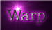 Font DejaVu Serif Warp Logo Preview